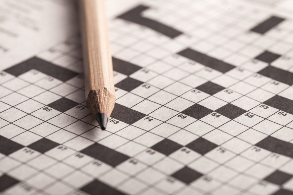 crossword quizzes