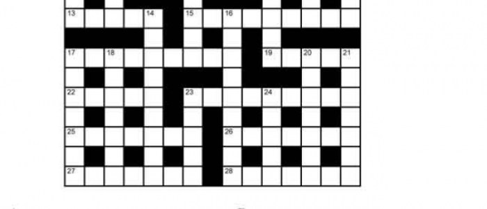 Benefits of Solving Crosswords
