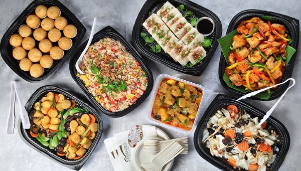 mini buffet catering Singapore