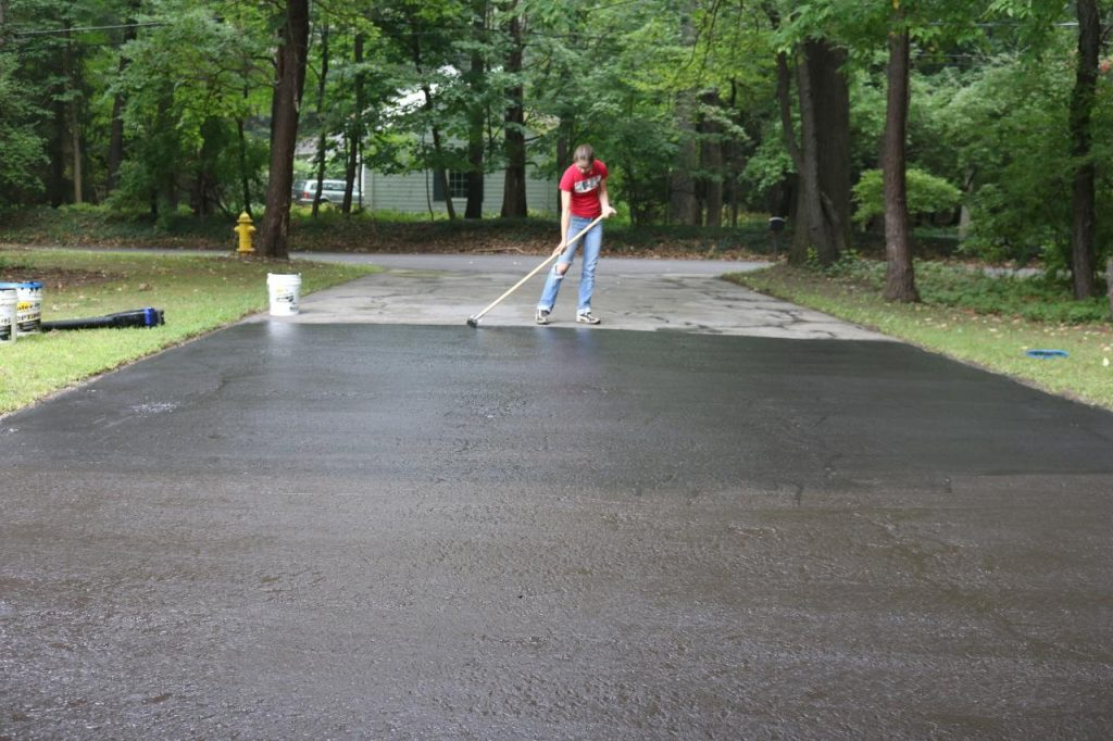 asphalt sealer pittsburgh pa