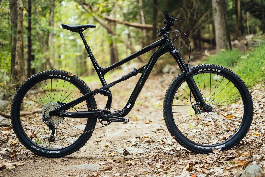 choose your first mountain bike